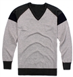 V-neck Uniform Pullover Thick Xxxl Sweaters For Men