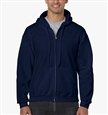 Hot selling cheap fitness 100 cotton zipper gym hoodie