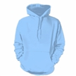 100% blank polyester cheap plain wholesale unisex hoodies