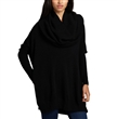 Fashion Ladies Oversize Sexy Cowl Neck Sweater