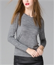 Wholesale cashmere sweater china designs of handmade sweater