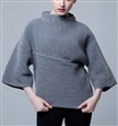 Korean Cashmere Sweaters Knitting Pattern For Ladies