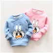 Kids Hoodies Boys Thick Sweater Girls Cute Tops Children Casual Clothes