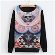 Custom sublimation sweatshirt wholesale men printing sweaters