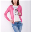 Hot selling new fashion fancy color printed sweater