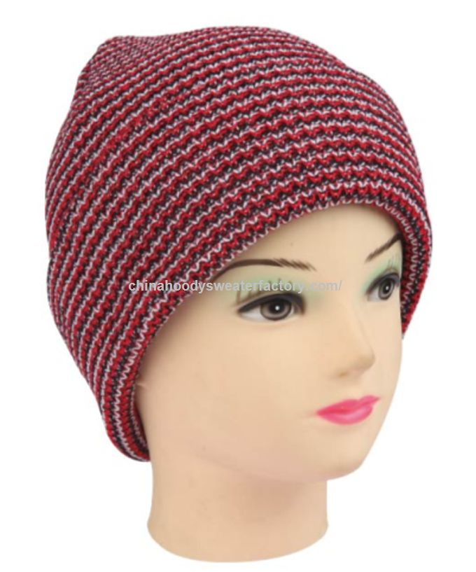 passed testing custom winter knitted hat hats