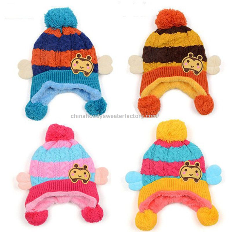 Baby Warm Winter Hat Knitted Hat