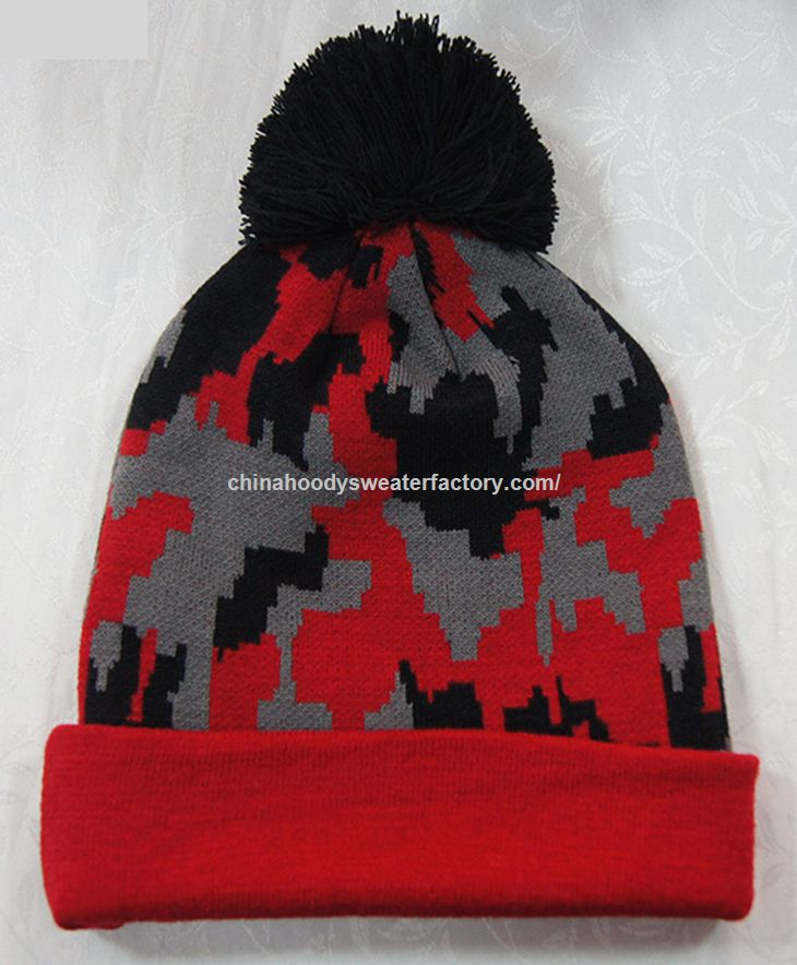 Custom Beanie Hats winter knitted hat