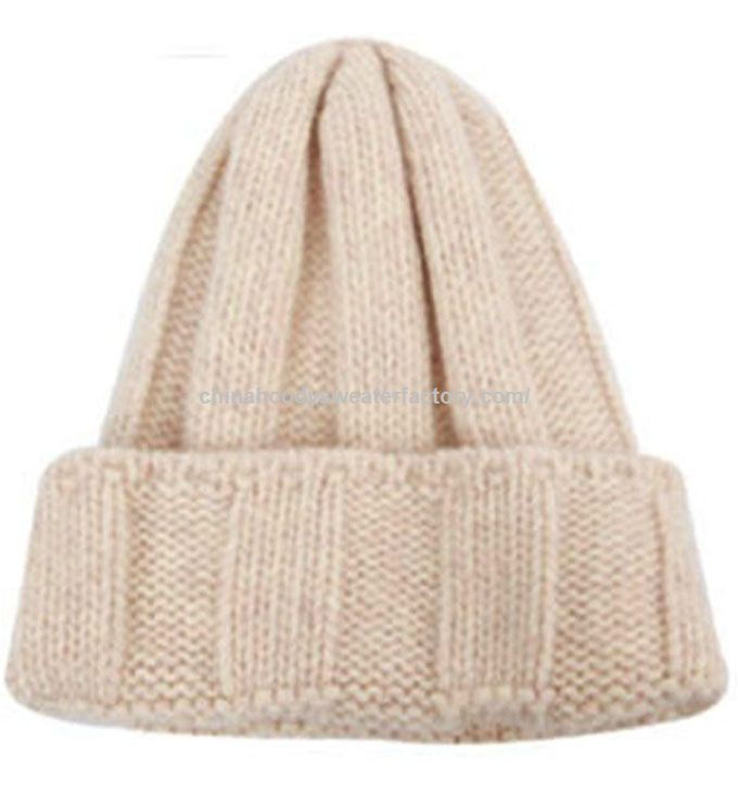 women cap wholesale high quality knitted hat
