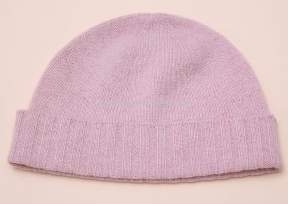 Wholesale fashion women winter knitted hat