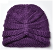 Fashion Custom Made 100% Acrylic Funky Winter Adult Knitted Hat