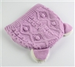 Good quality color custom wholesale newborn baby girl knit hats
